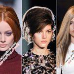 سبک های مدل مو در پاییز و زمستان ۲۰۱۴ و ۲۰۱۵ +عکس