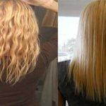 دانستنی های لازم در مورد کراتینه کردن مو+ عکس