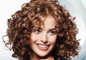 مراقبت موهای مجعد