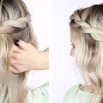 آموزش آرایش موی باز گیس و موج دار، شیک و ساده!+آموزش تصویری