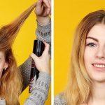 راه هایی ساده و ترفندهای جالب برای حجم دادن به موها
