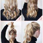 آموزش مدل های متفاوت و جدید برای بستن موی دم اسبی