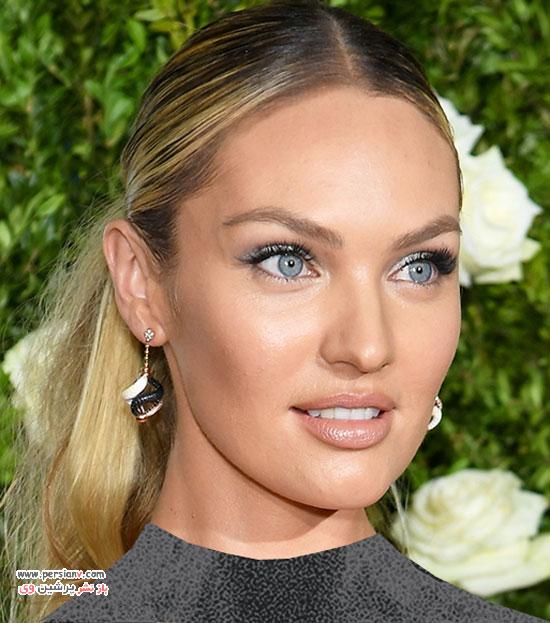 مدل آرایش های مراسم تونی 2017