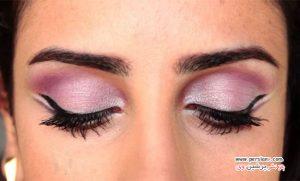 نحوه ساخت پرایمر یا زیرساز سایه چشم برای ماندگاری و زیبایی بیشتر آرایش چشم