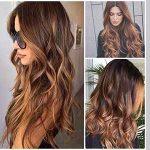 محبوب ترین رنگ موهای سال 2017