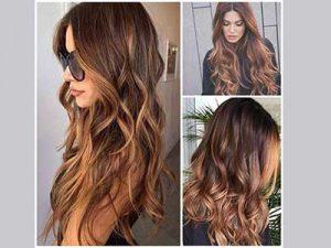 محبوب ترین رنگ موهای سال ۲۰۱۷