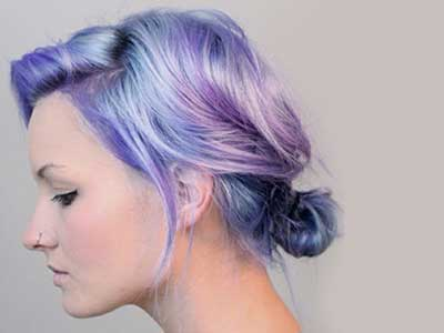 محبوب ترین رنگ موهای سال
