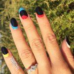 طراحی ناخن های شیک و زیبا برای تابستان ۲۰۱۷ به پیشنهاد مجله مد elle