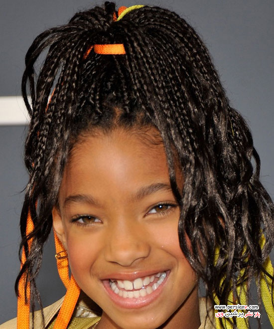مدل مو کودکان سلبریتی ها