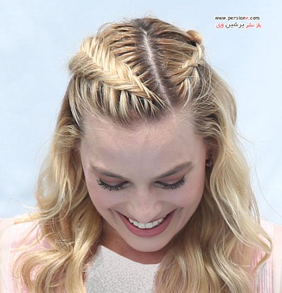 مدل موهای مارگوت رابی