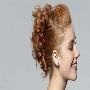 شیک ترین و زیباترین مدل های مو برای موهای بلند