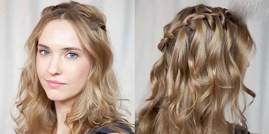مدل های مو برای موهای بلن