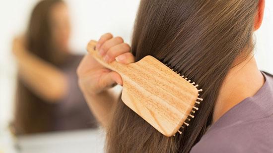 ماسک های طبیعی برای مو