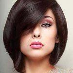 مدل های جدید مو زنانه برای صورت های گرد