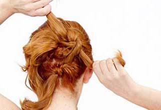 بافت مو گره ای