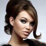 چگونه مدل مو را با یقه لباس هماهنگ کنیم؟