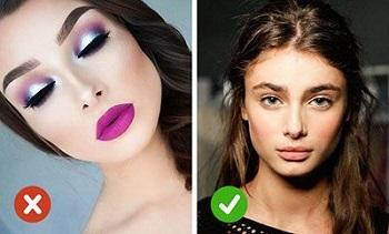 ترفندهای آرایش بادوام برای صورت خانم ها