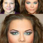 ترفندهای مفید آرایشی برای لاغر نشان دادن صورت