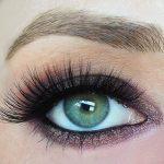ایده های آرایش چشم دودی با رنگ های مختلف
