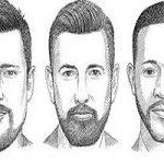 چه مدل ریشی به فرم صورت شما می آید؟