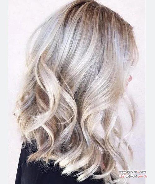 رنگ موی 97