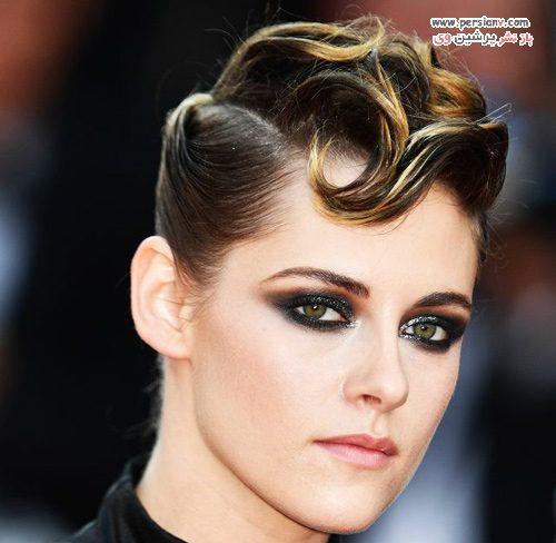 مدل آرایش ها در جشنواره کن 2018