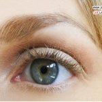 آموزش آرایش چشم متفاوت و زیبا برخلاف روش متداول +عکس