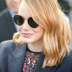 رنگ مو بلوند توت فرنگی ، بلوند پیشنهادی برای سال ۲۰۱۹