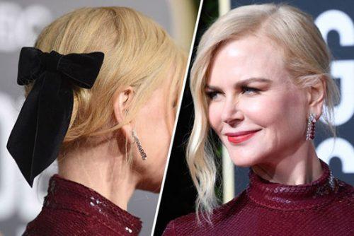 محبوب ترین سبک های آرایش صورت و مو در گلدن گلوب ۲۰۱۹