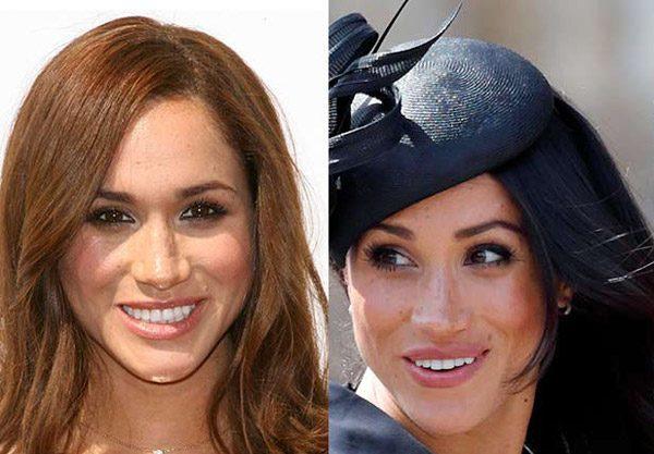 تصاویری دیدنی از تغییر رنگ مو در بین زنان سلطنتی دنیا