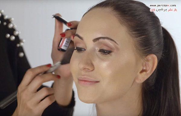 آموزش آرایش صورت برای مبتدیان
