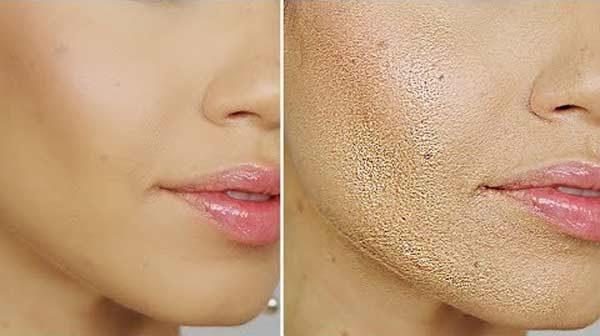فوت و فن جلوگیری از ماسیده شدن آرایش روی صورت