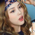 آرایش کره ای پونی میکاپ آرتیست معروف کره جنوبی