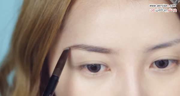 آرایش کره ای پونی