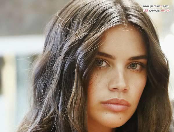 راز زیبایی سارا سامپایو