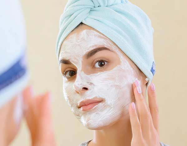 ماسک صورت با ماست برای زیبایی و مشکلات رایج پوستی