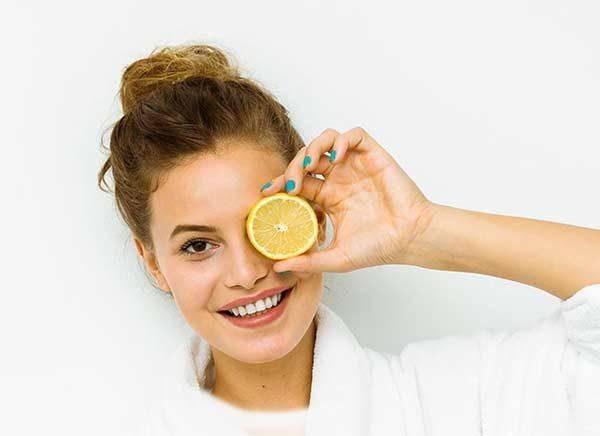 ماسک صورت با لیمو ترش برای رفع مشکلات پوستی و داشتن پوست زیبا