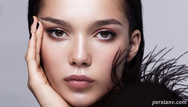آموزش آرایش صورت در خانه با ماندگاری بالا و جلوه ای زیبا
