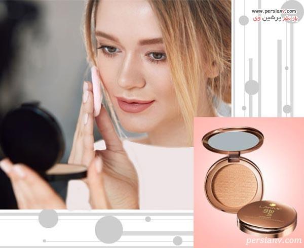 آموزش آرایش صورت در خانه