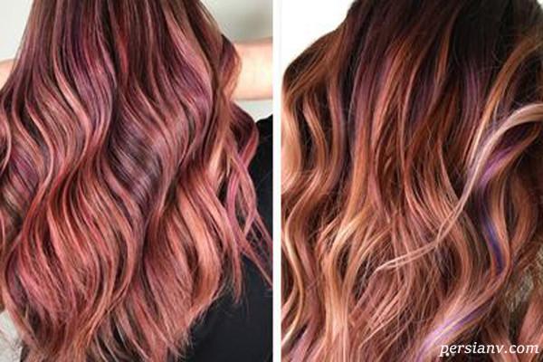 رنگ موی زمستان ۲۰۱۹ با محبوب ترین رنگ موهای سلبریتی ها
