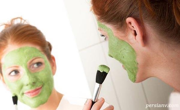 ماسک روشن کننده پوست قبل از مهمانی تنها با ۲۰ دقیقه
