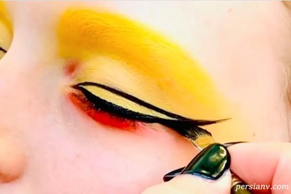 مدل آرایش های اینستاگرام که در چند هفته اخیر توجه های زیادی را جلب کرد