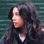 هایلایت روشن روی موی مشکی با جدیدترین مدل های اینستاگرام
