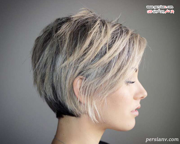 مدل مو کوتاه 2020
