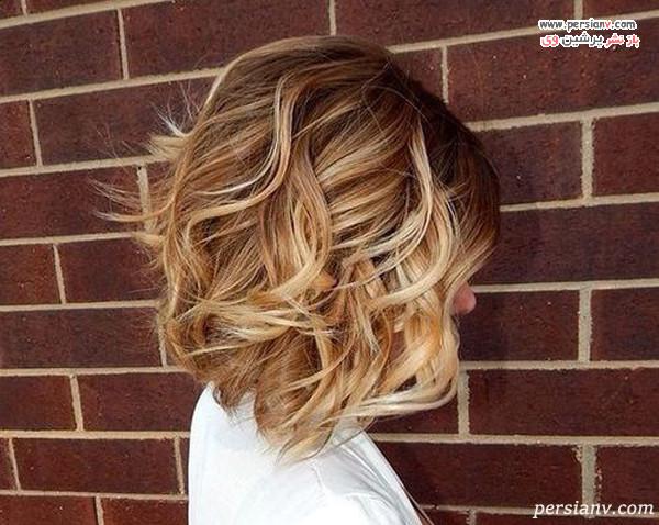 استایل مدل مو کوتاه