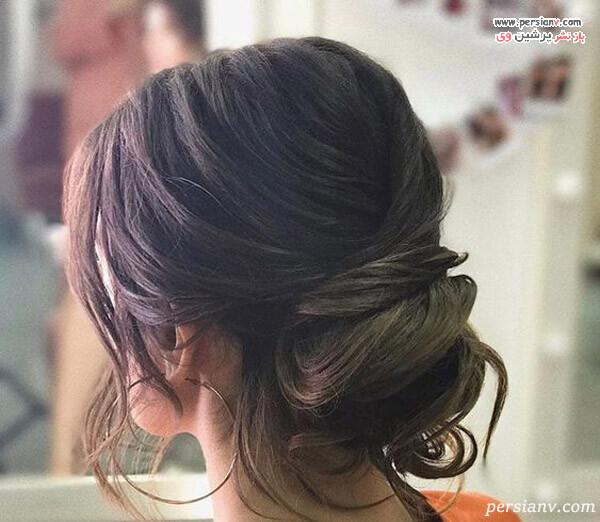 مدل مو برای خواهر عروس