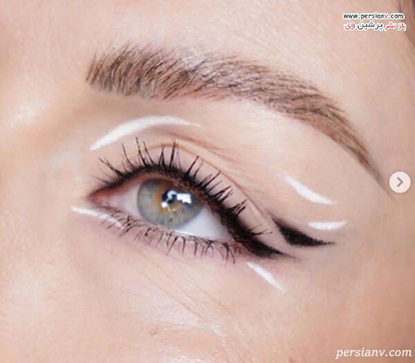 خط چشم های جدید