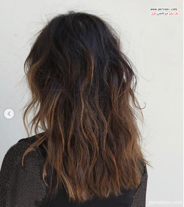رنگ مو پاییز ۲۰۲۰