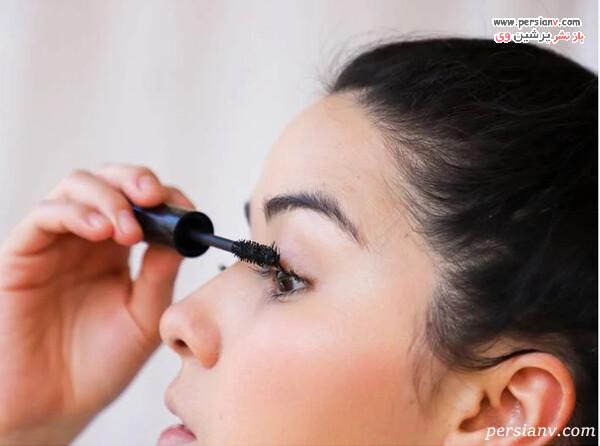 آموزش آرایش صورت ساده و زیبا