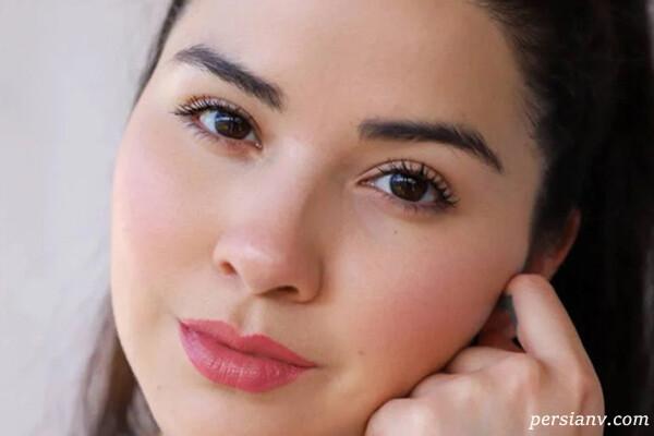 آموزش آرایش صورت ساده و زیبا مناسب موقعیت های مختلف